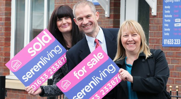 Shared Ownership gets local buyers onto property ladder in South Wales