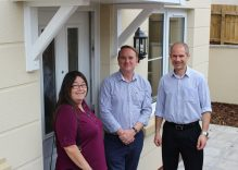 Affordable Homes Get Top Marks from Rogerstone Councillors