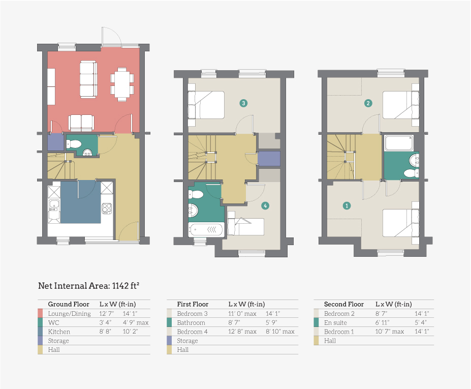 HTD-4bed